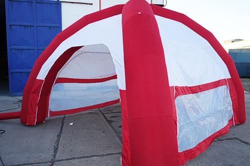 Rot Kreuz Zelt Gebraucht Kaufen : Dome zelt rot geschlossen astrotrainer auf lager jetzt