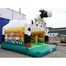 Hüpfburg Kuh kaufen
