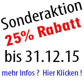 Rabattaktion 2015 - Jetzt günstige Hüpfburgen kaufen