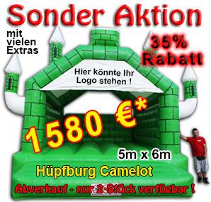 Hüpfburg Camelot kaufen