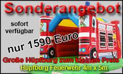 Hüpfburg Big Feuerwehr kaufen