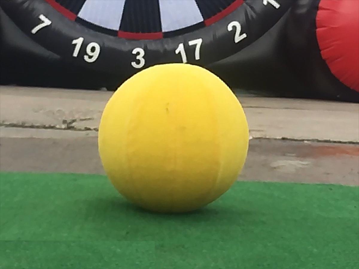 Ball Klettuberzug Fur Fussballdart