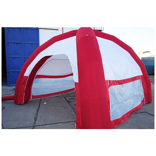 dome zelt rot geschlossen astrotrainer auf lager jetzt. Black Bedroom Furniture Sets. Home Design Ideas