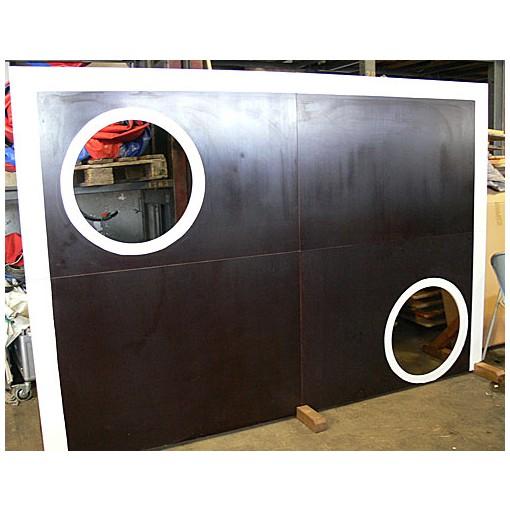 holz torwand auch mit ihrem logo bedruckt kaufen modul hersteller und verkauf. Black Bedroom Furniture Sets. Home Design Ideas