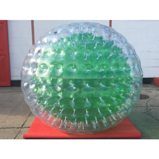 Wasser Laufball in grün