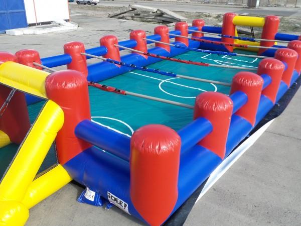 Human Table Soccer 14m x 6m