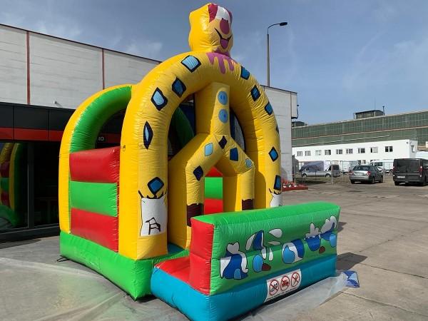 Hüpfburg Clownie verkauf
