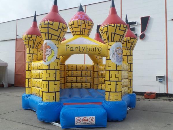 Hüpfburg Partyburg kaufen