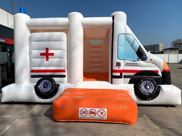 Hüpfburg Rettungsdienst kaufen