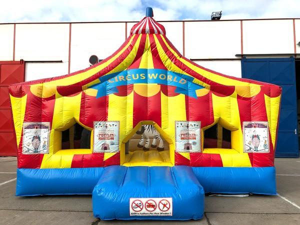 Hüpfburg Zirkus kaufen