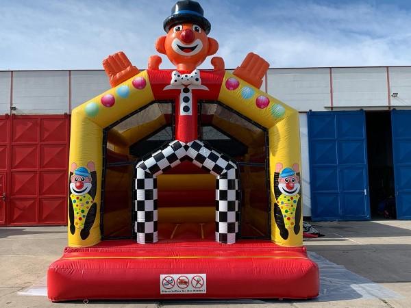 Hüpfburg Clown kaufen