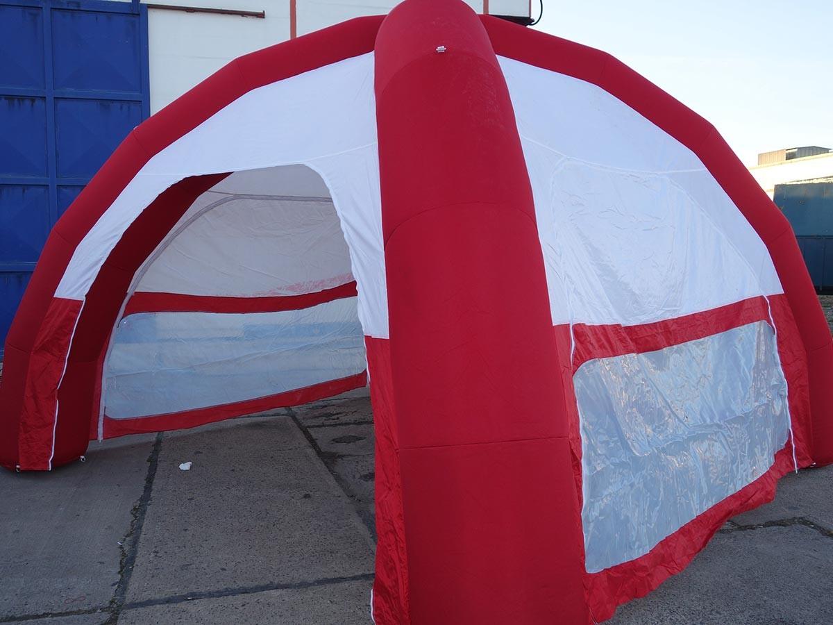 dome zelt rot geschlossen auf bestellung auch mit ihrem. Black Bedroom Furniture Sets. Home Design Ideas
