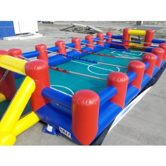 Human Table Soccer 14m x 6m