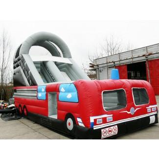 Super- Rutsche Feuerwehr (aB)