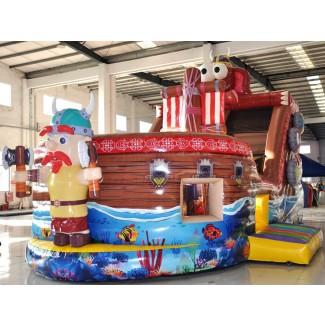 Piratenschiff Wikinger kaufen luftgeblasen