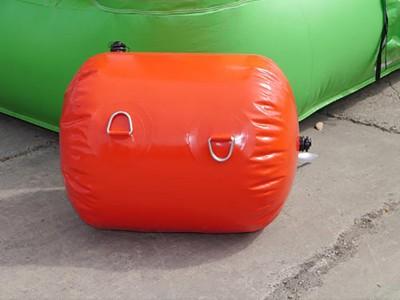 Wassersack zur Befestigung 98 kg rot