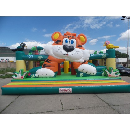 Hüpfburg Big Tiger 7m x 5m