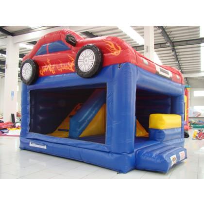 Hüpfburg + Spiel Car kaufen