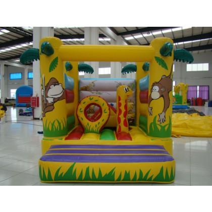Hüpfburg + Spiel Affenhaus kaufen