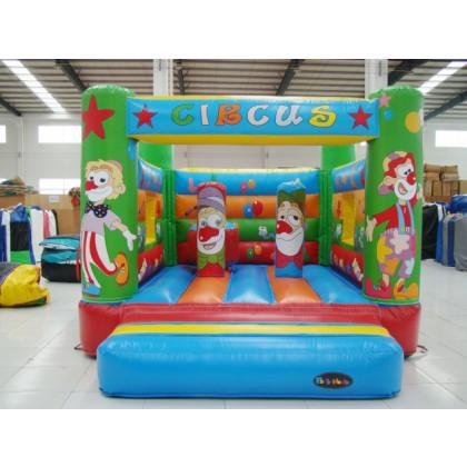 Hüpfburg + Spiel Circus