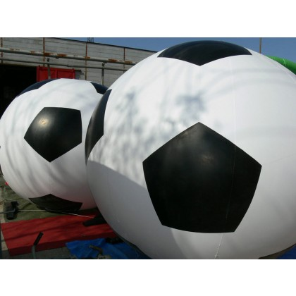 Fußball Display - Riesenfussball (aB)