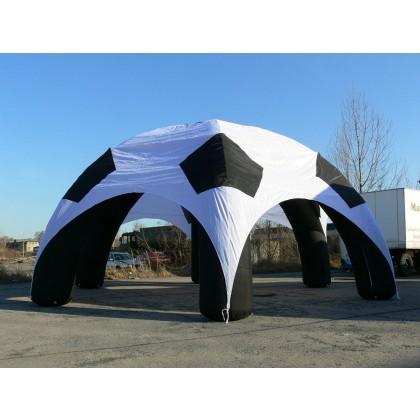 Dome Zelt kaufen Fußball