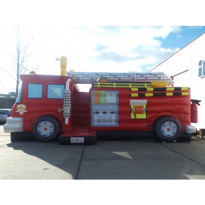Hüpfburg Feuerwehrwagen (aB)