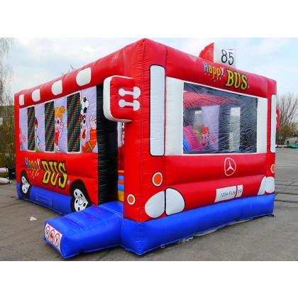 Hüpfburg Happy bus kaufen
