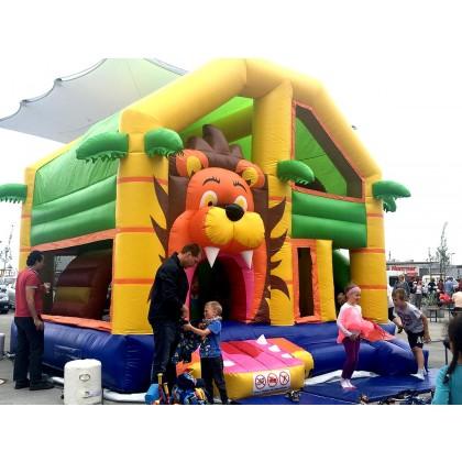 Hüpfburg kaufen - Big Lion