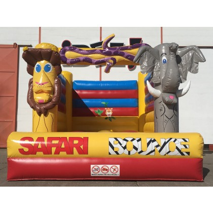 Hüpfburg Safari kaufen