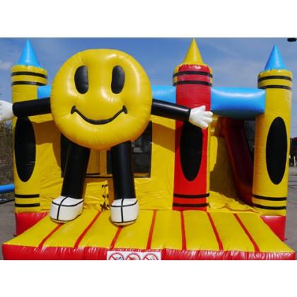 Hüpfburg Smiley kaufen
