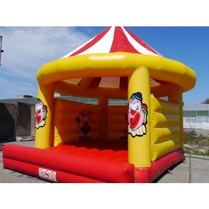 Hüpfburg Zirkus kaufen luftgeblasen