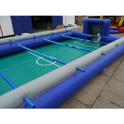Human Table Soccer in Blau kaufen