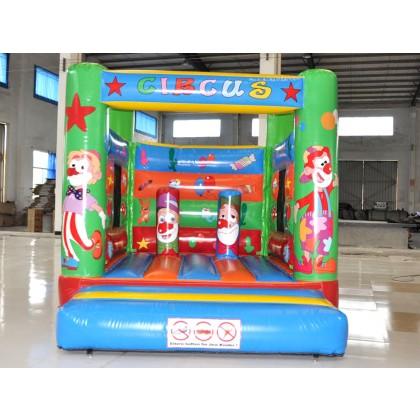 Mini Hüpfburg Circus