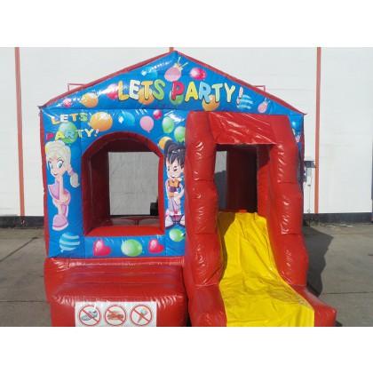 Mini Hüpfburg Partytime (aB)