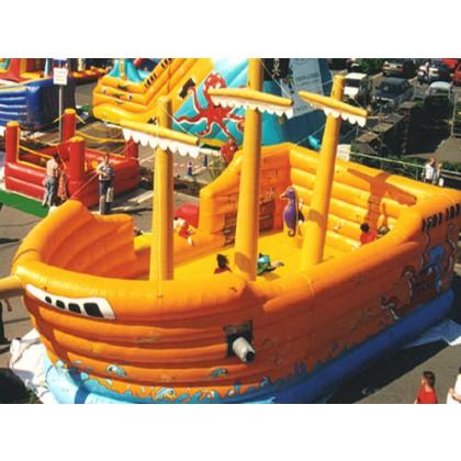 Hüpfburg Piratenschiff kaufen