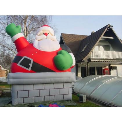 Riesen Weihnachtmann kaufen