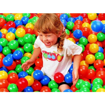 Spielbälle für Ballpools kaufen