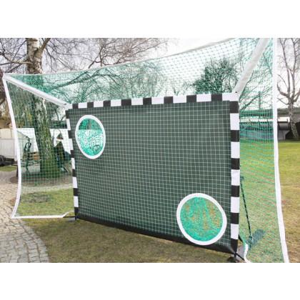 Ballfangnetz umlaufend für Alutorwand