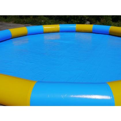 Wasserpool rund kaufen 10m durchmesser
