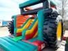 Hüpfburg Vertrieb Traktor