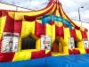 Hüpfburg Zirkus verkauf