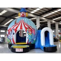 Hüpfburg Diskodome Cirkus