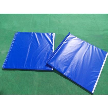Fallschutzmatte 1,20m breit nach DIN Norm für Hüpfburg
