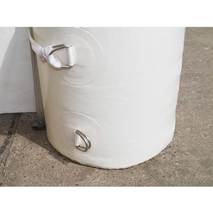 Wassersack zur Befestigung 23 kg weiß (aB)