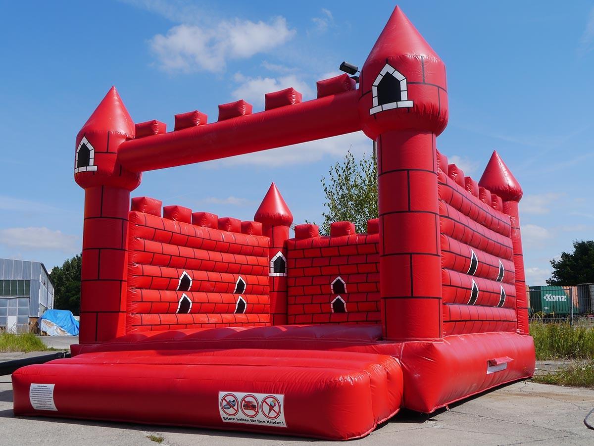 h pfburg ritterburg in rot kaufen h pfburg verkauf. Black Bedroom Furniture Sets. Home Design Ideas