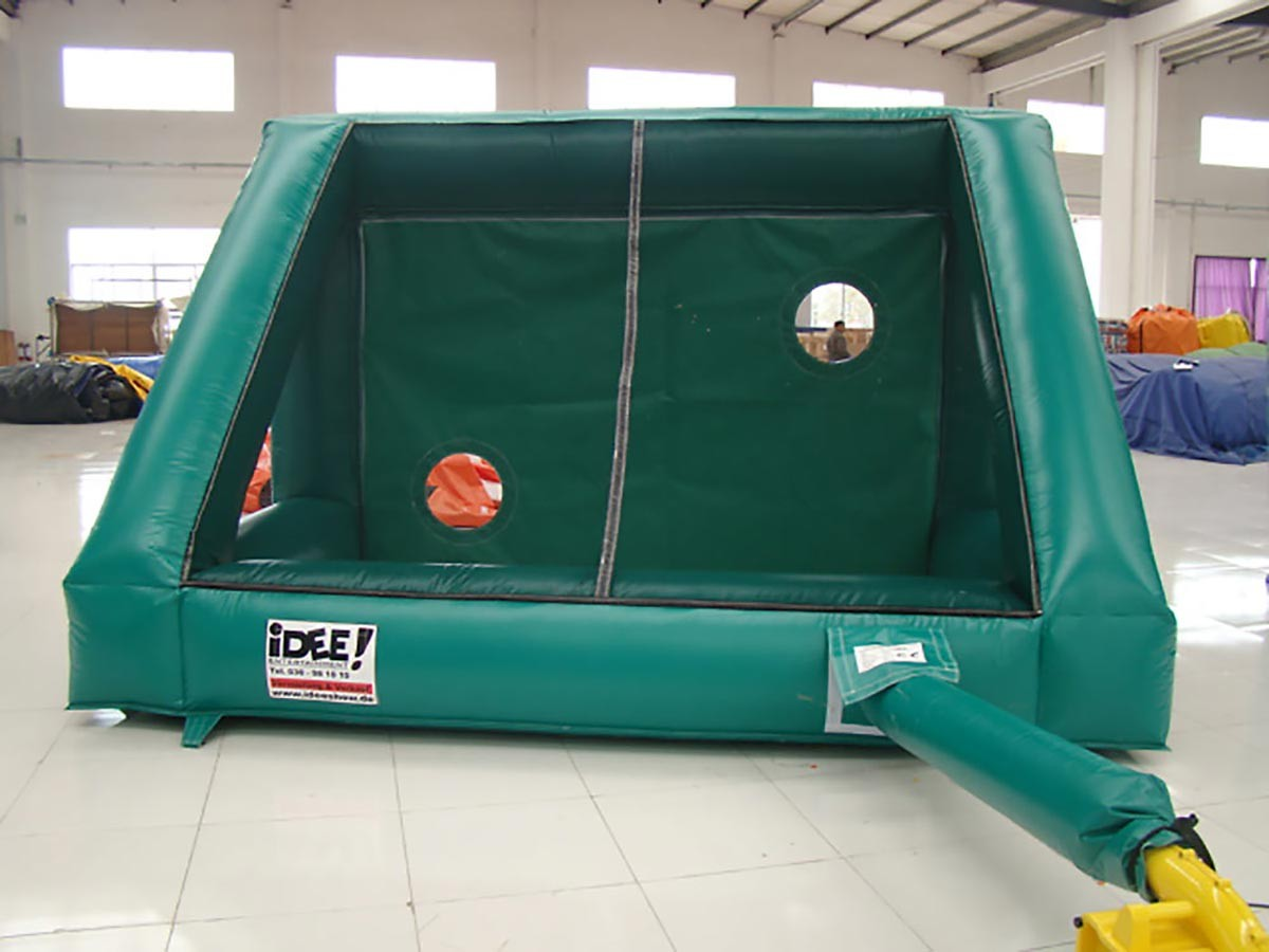 fussball eventmodul torwand gr n luftgeblasen kaufen modul hersteller und verkauf. Black Bedroom Furniture Sets. Home Design Ideas