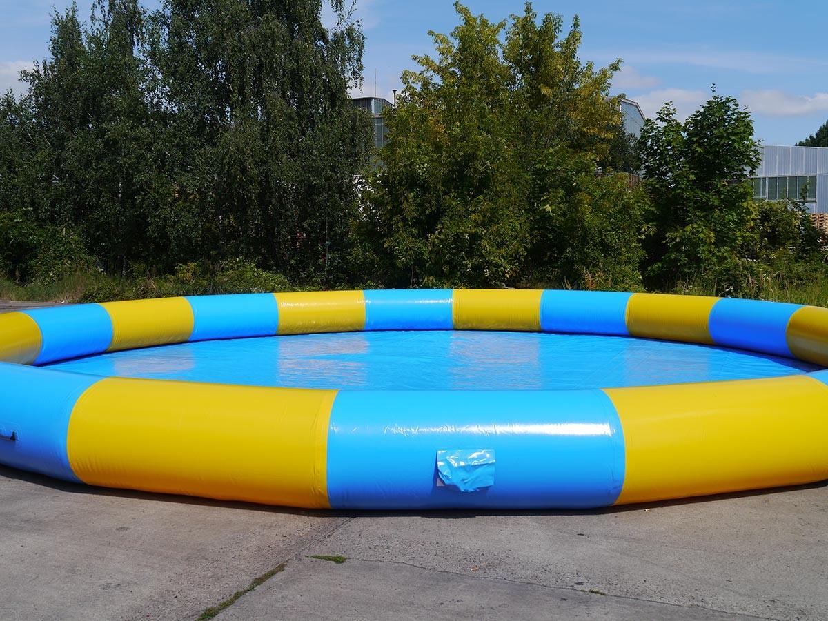 wasserspiele wasser pool rund auf bestellung auch mit ihrem logo bedruckt kaufen h pfburg. Black Bedroom Furniture Sets. Home Design Ideas
