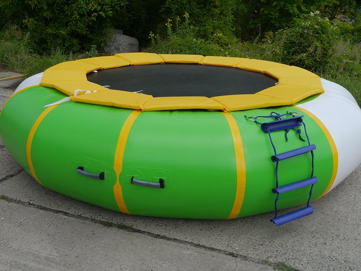 wasserspiele big trampolin kaufen h pfburg hersteller. Black Bedroom Furniture Sets. Home Design Ideas
